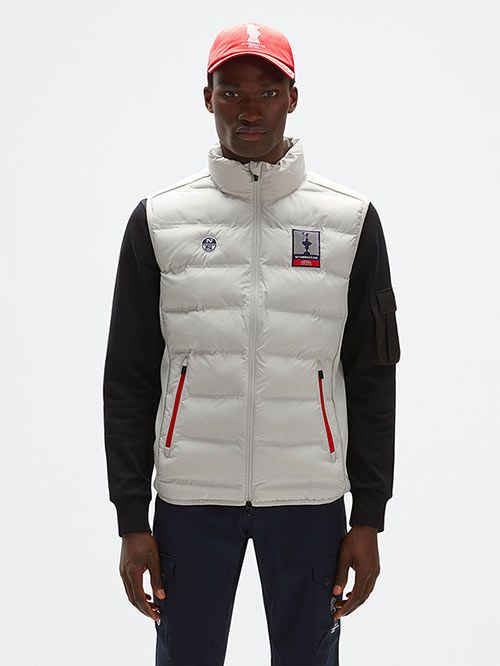 North Sails Prada America's Cup Sustainable Performance NY vest