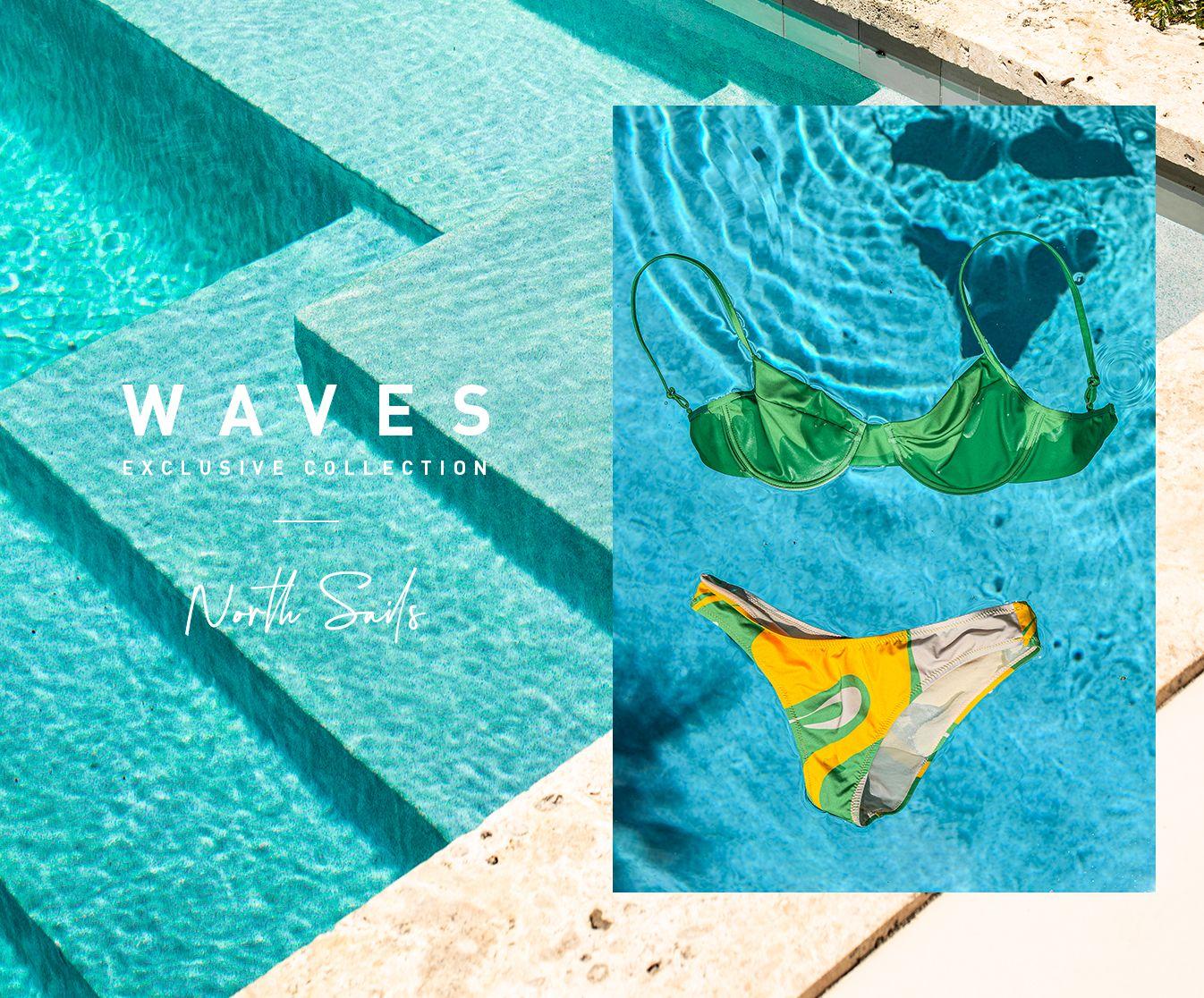 Spring/Summer Swimwear Woman