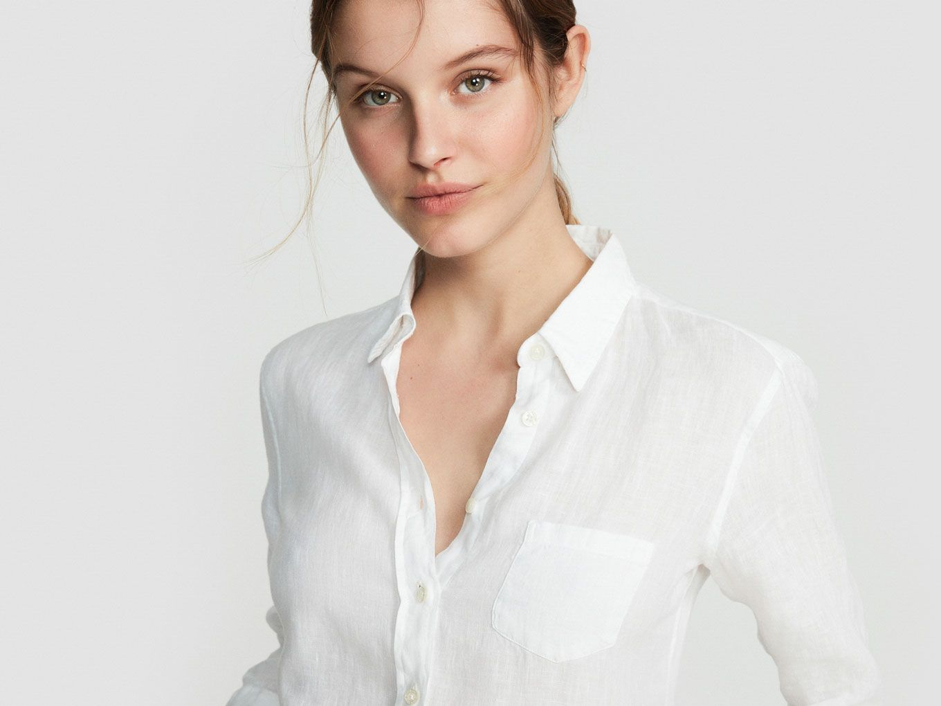 Spring/Summer Shirt Woman