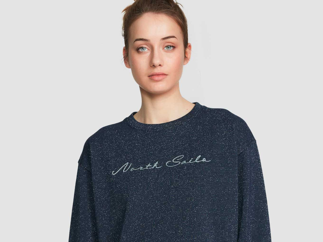 Spring/Summer Sweater Woman