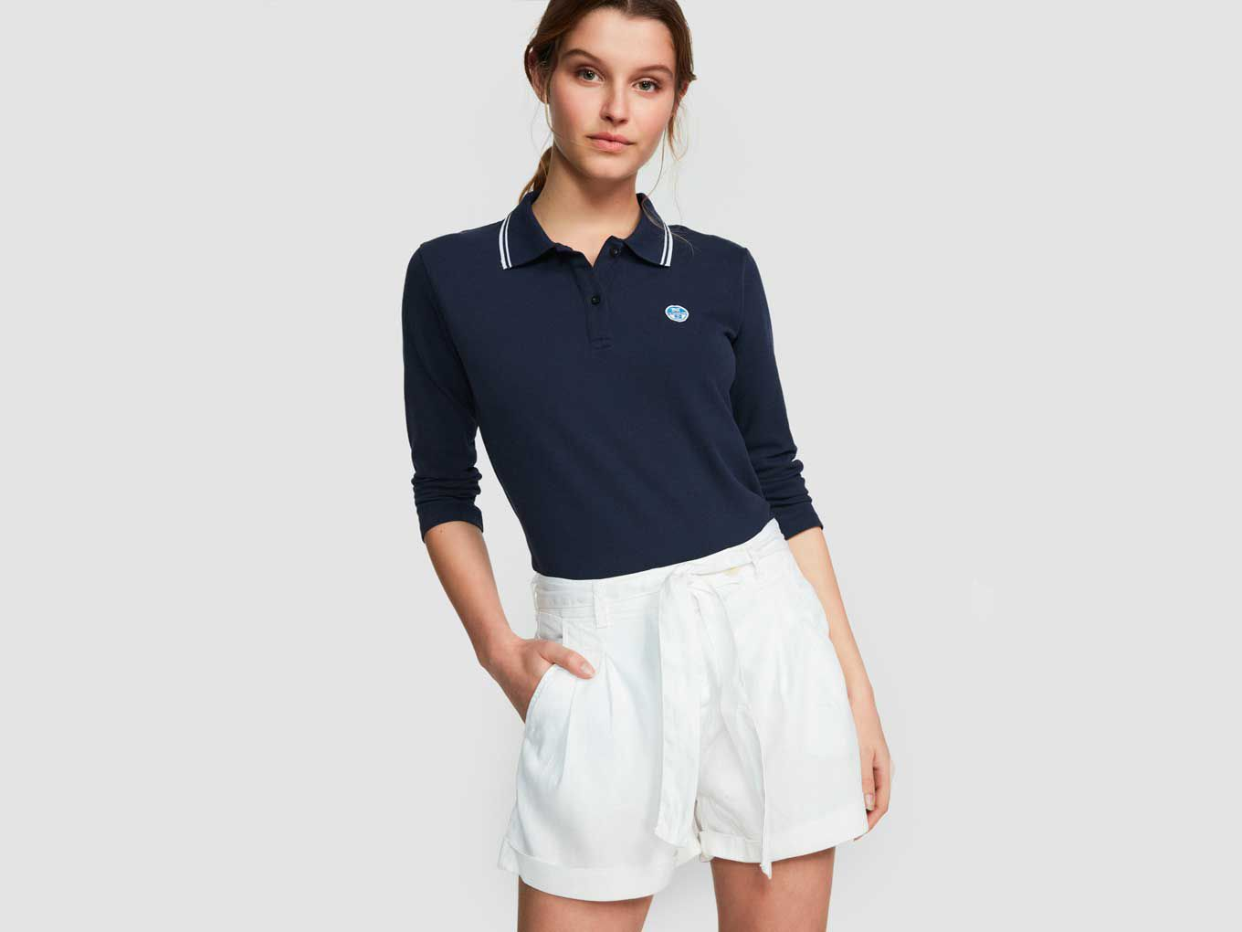 Spring/Summer Shorts Woman