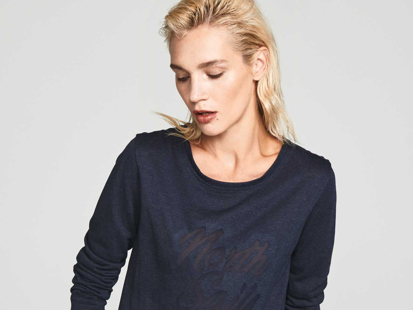 Fall/Winter T-shirt Woman