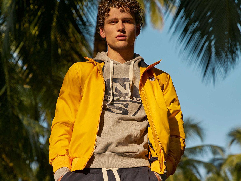 Spring/Summer Jacket Man