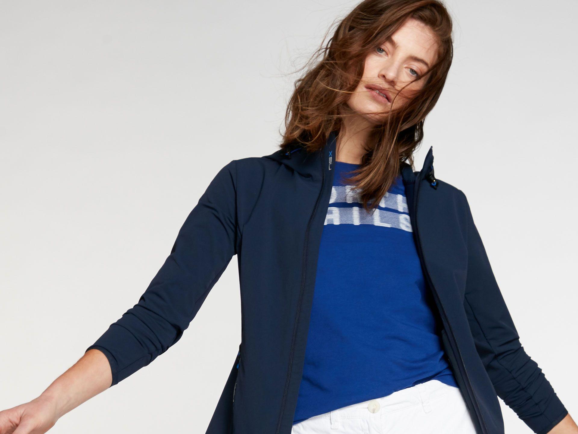Spring/Summer Jacket Woman