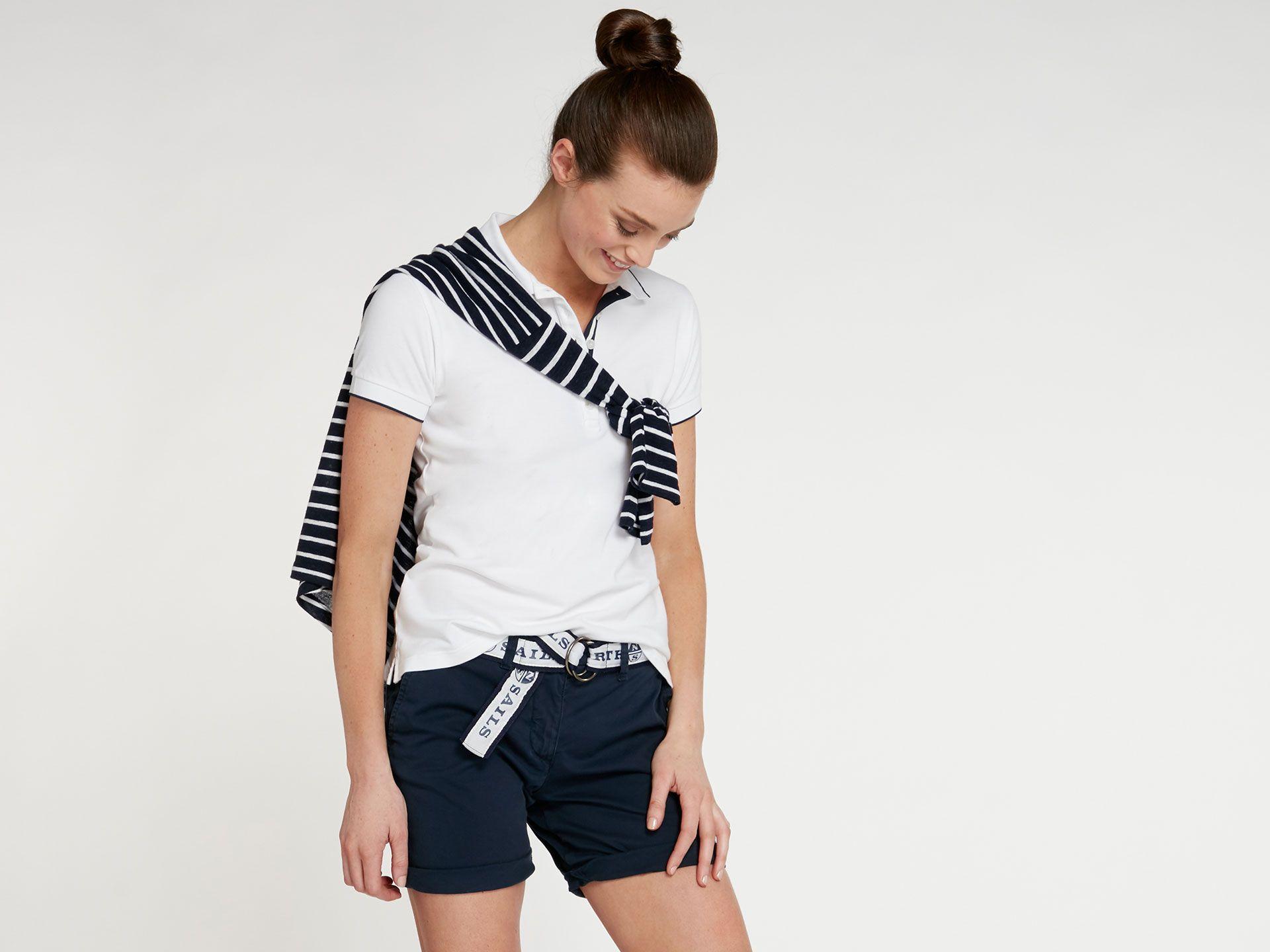 Spring/Summer Polo Woman
