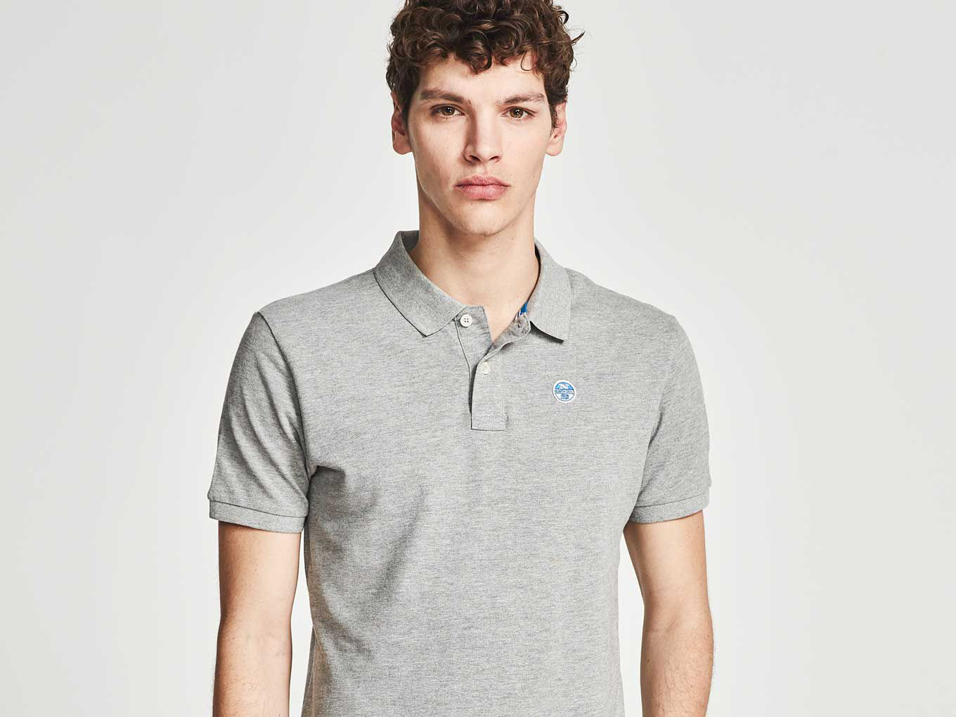 Spring/Summer Polo Man