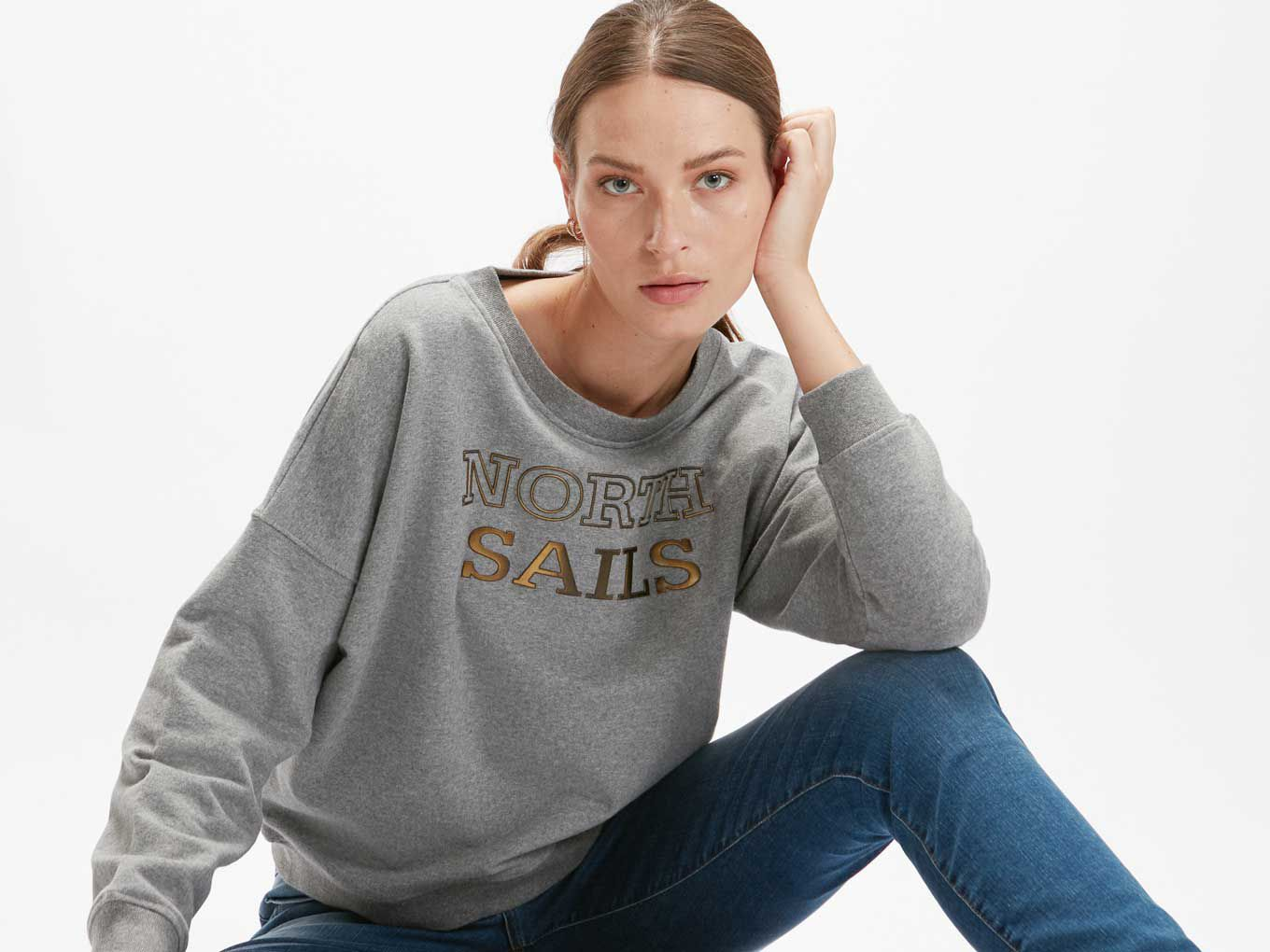 Fall\Winter Sweatshirt Woman