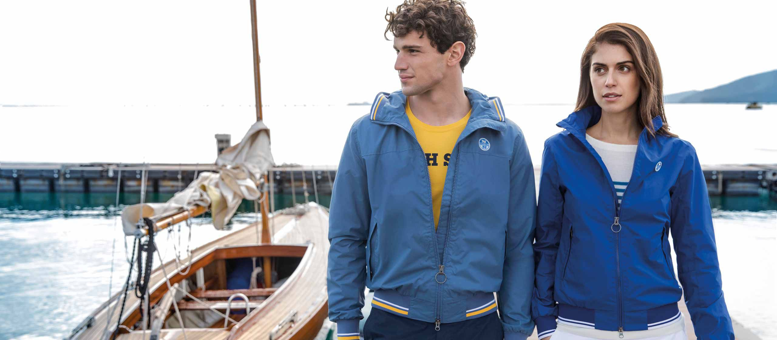 De North Sails Sailor Jacket