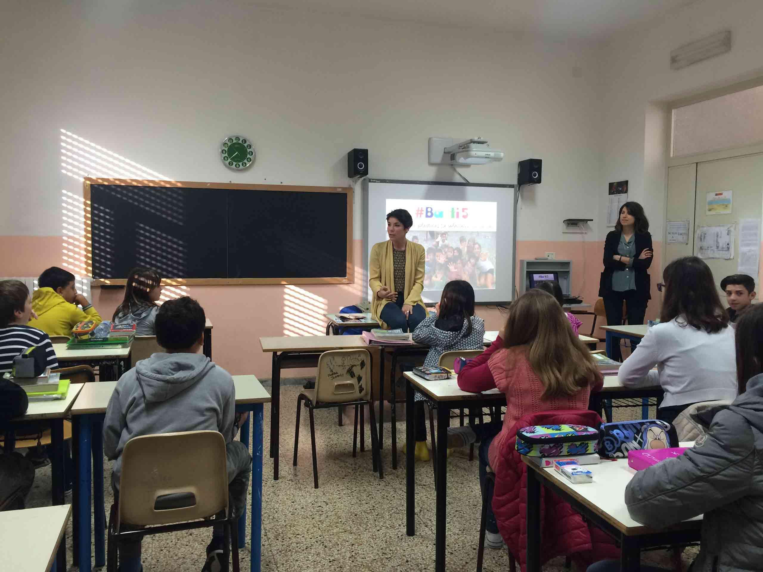 Mariasole Bianco Batti Cinque Project