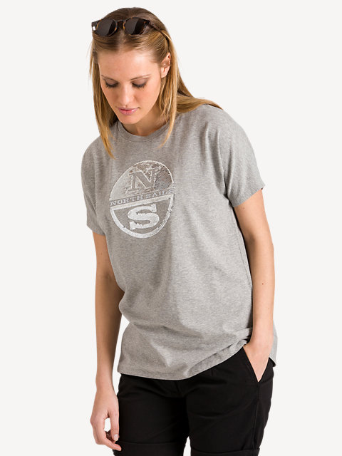 Stretch Logo T-Shirt