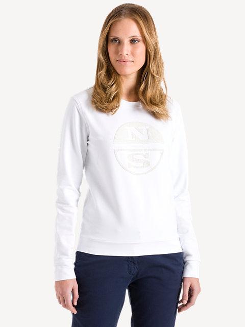 Logo Fleece Sweater