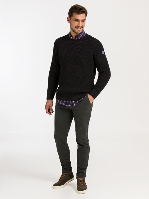 Chino Trousers Slim