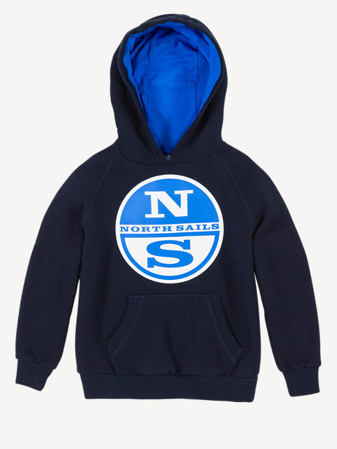 Hooded with Print