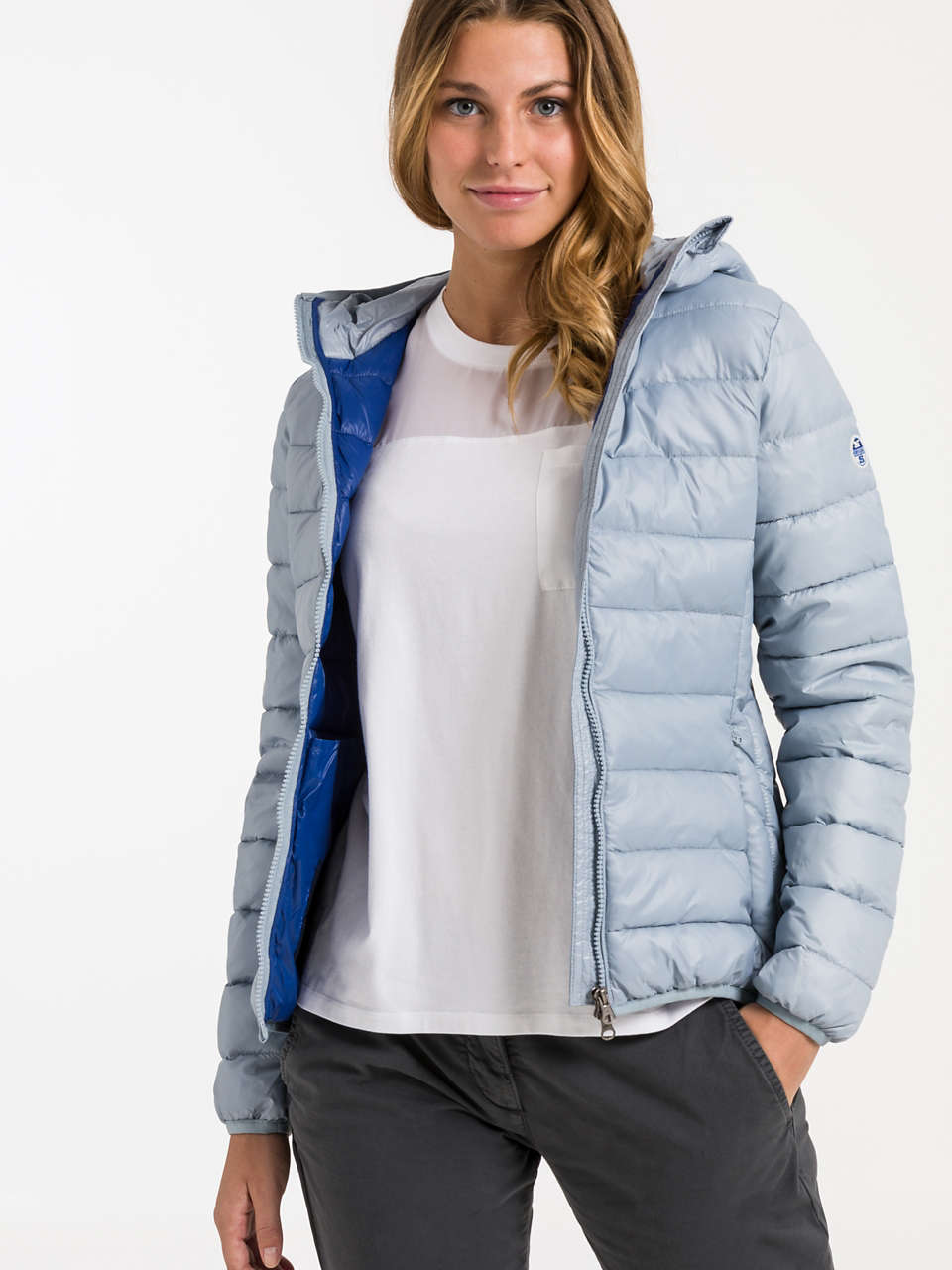 Super Light Hooded Jacket