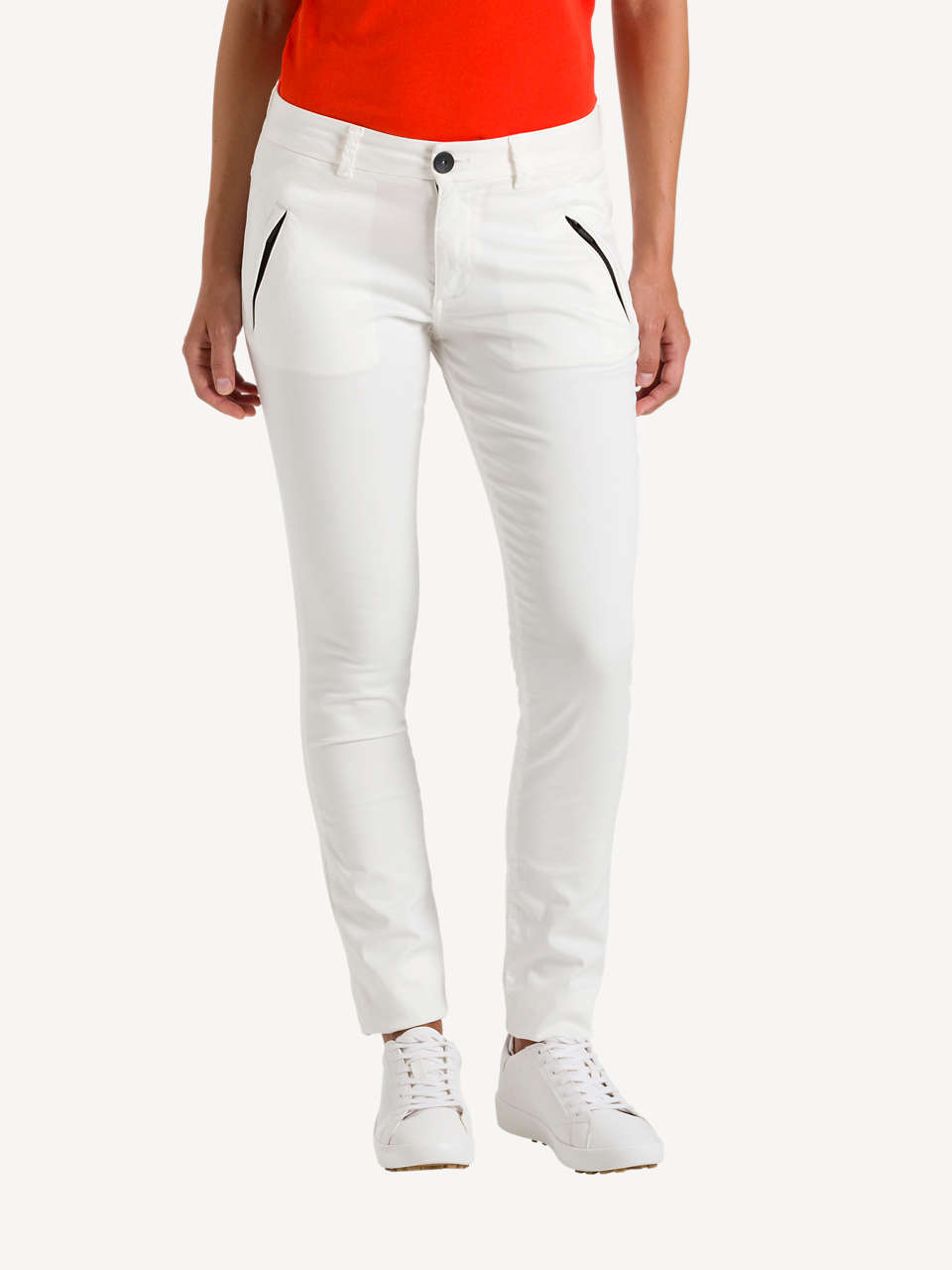 Slim Pants with pockets