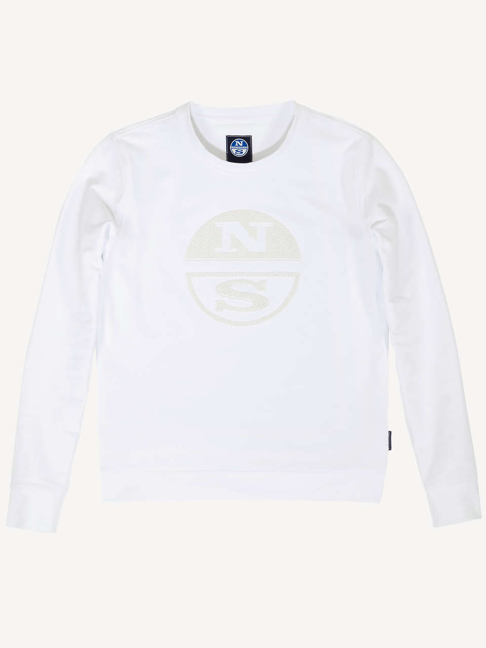 Logo Fleece Sweater