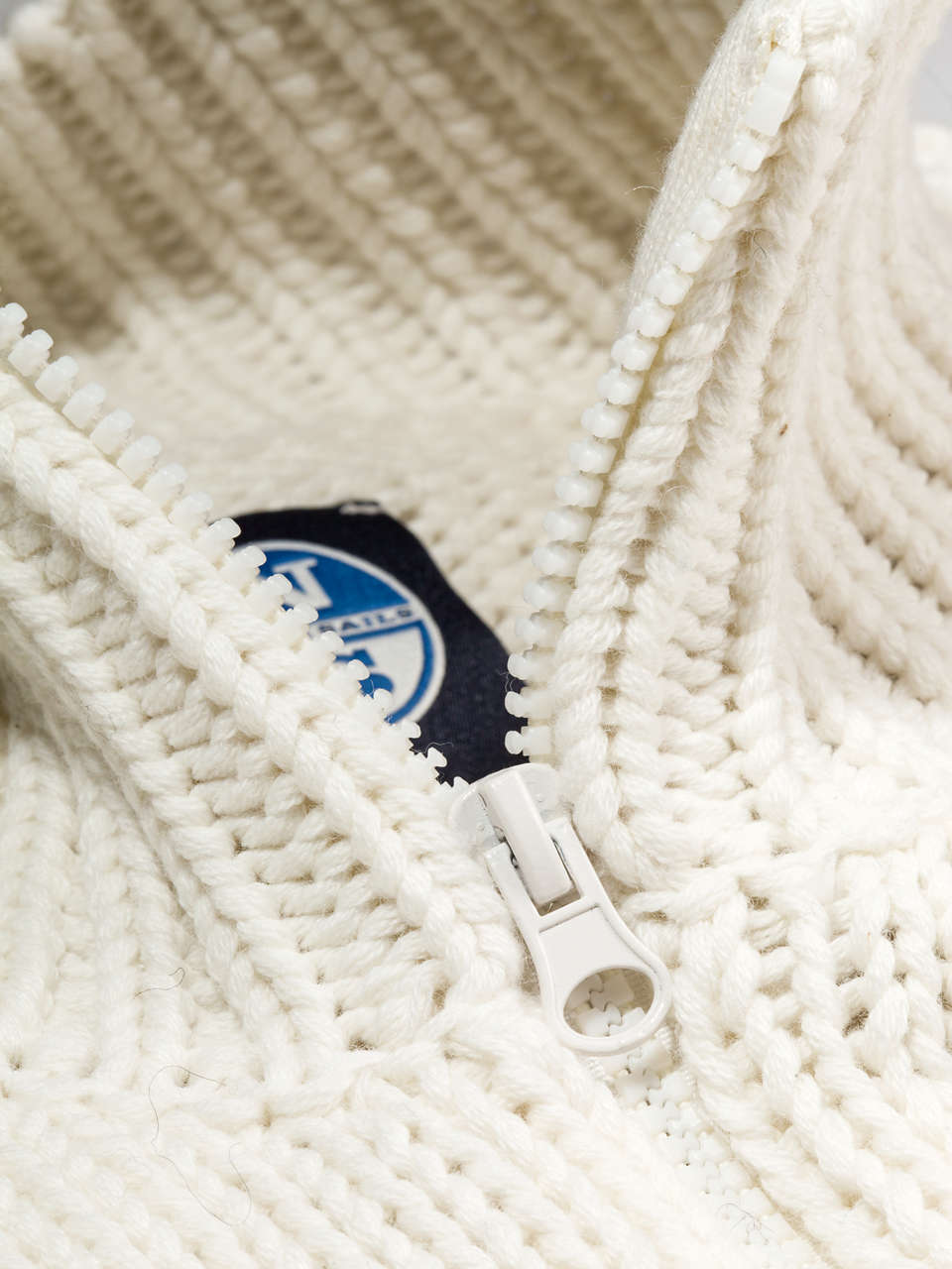 Full Zip 1,5GG Turtleneck long sleeve