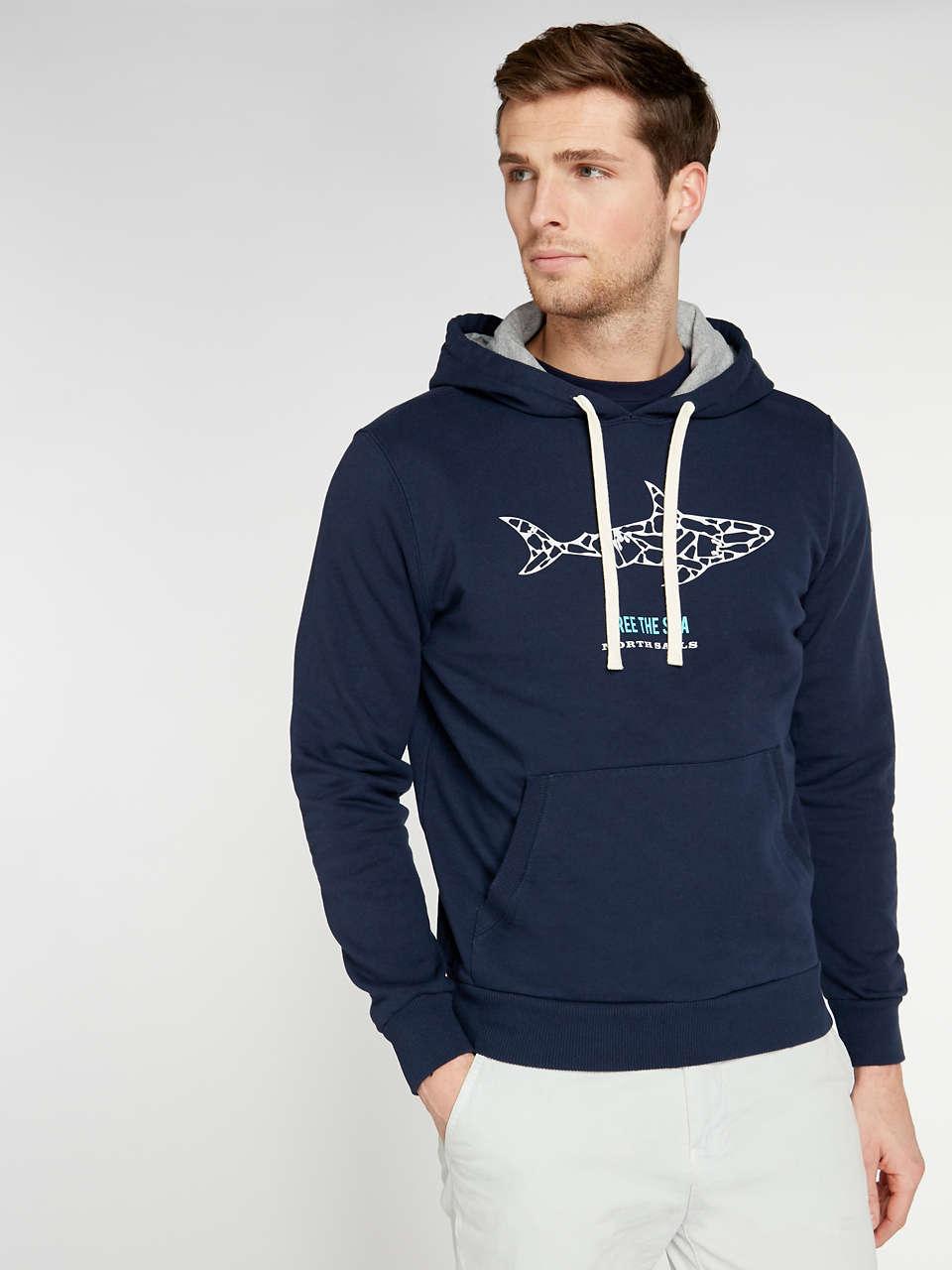 Hooded Longsleeve Sweater