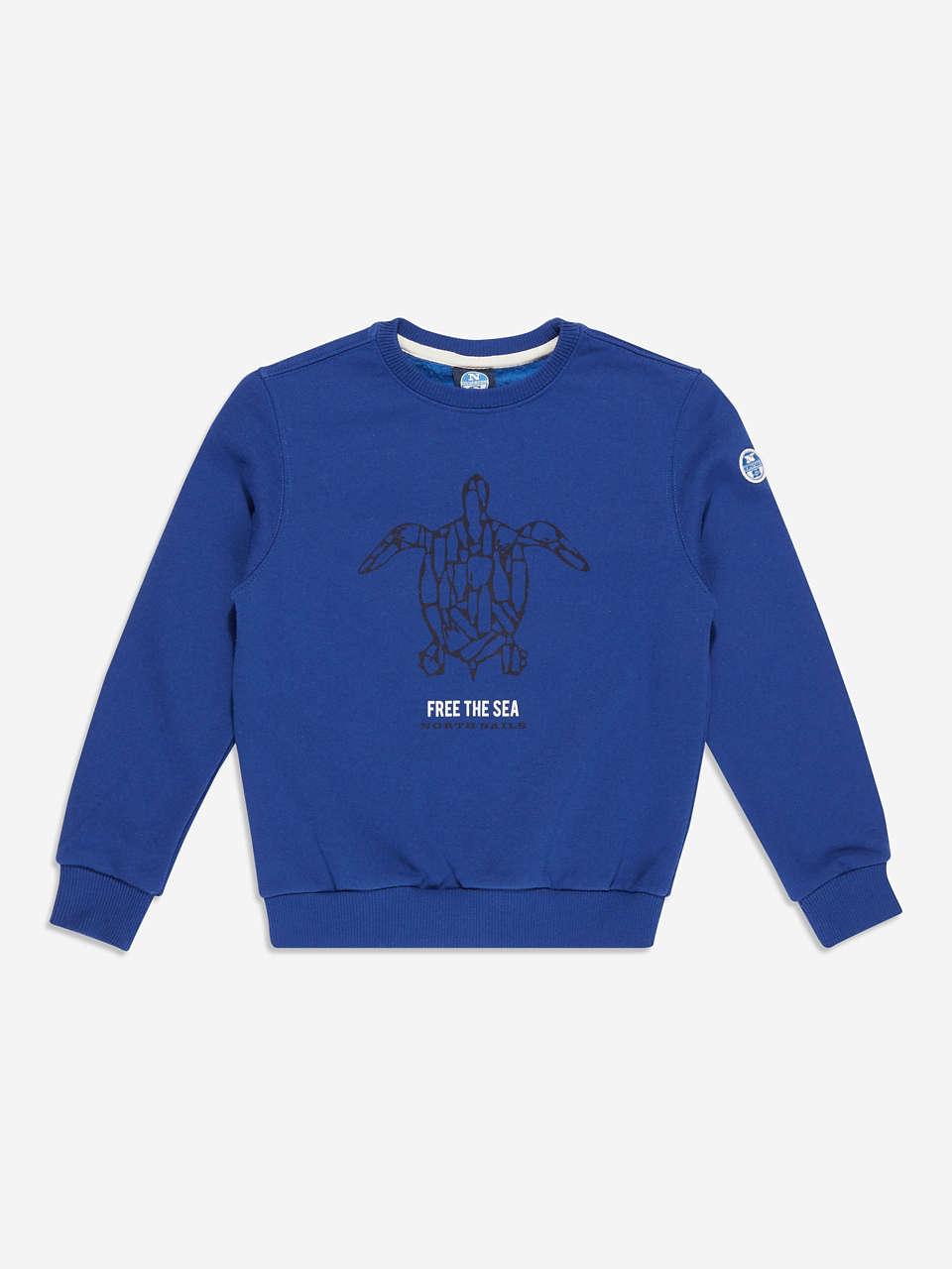 Round Neck Longsleeve  Sweater