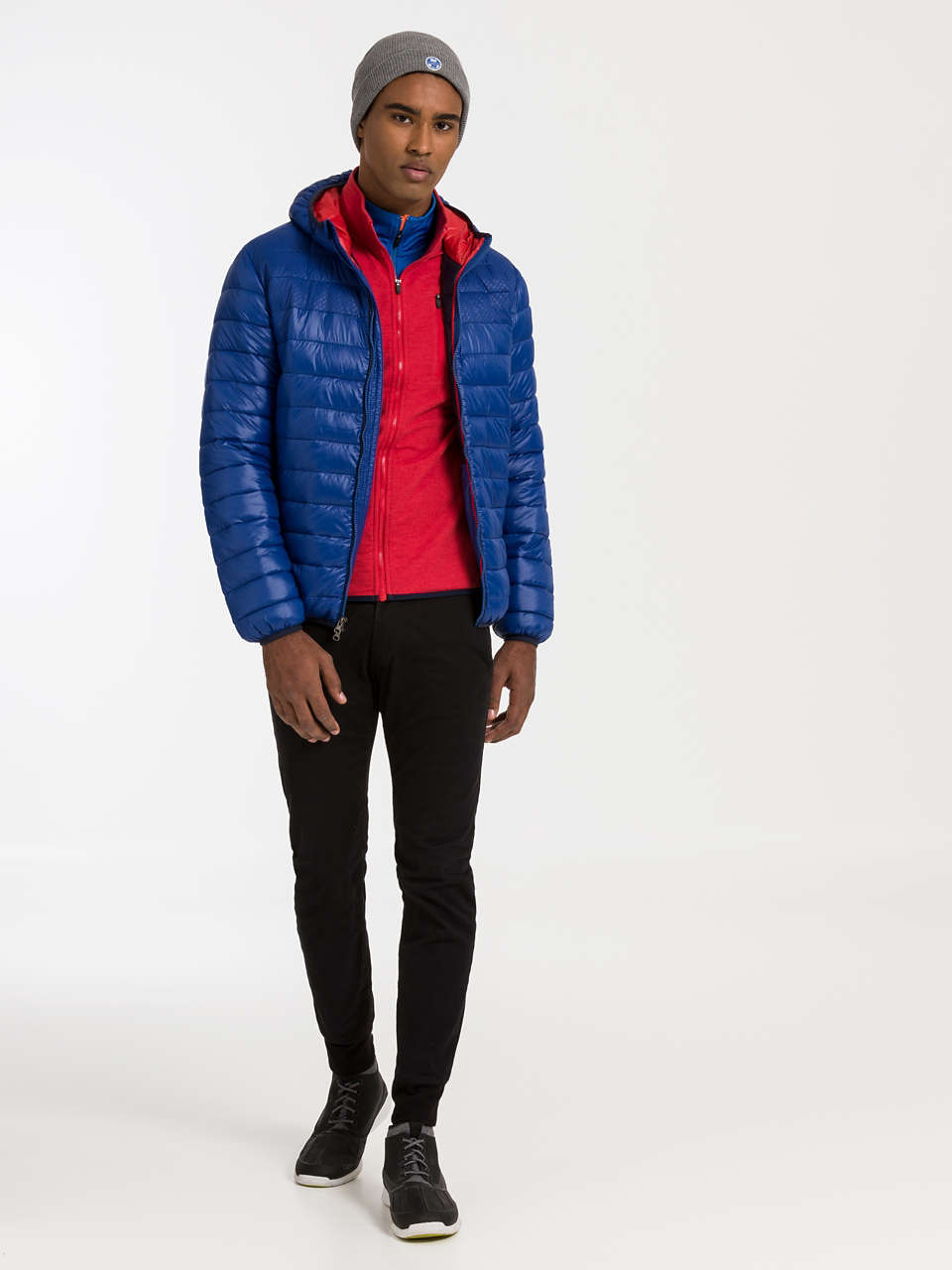 North Super Light Hooded Jacket
