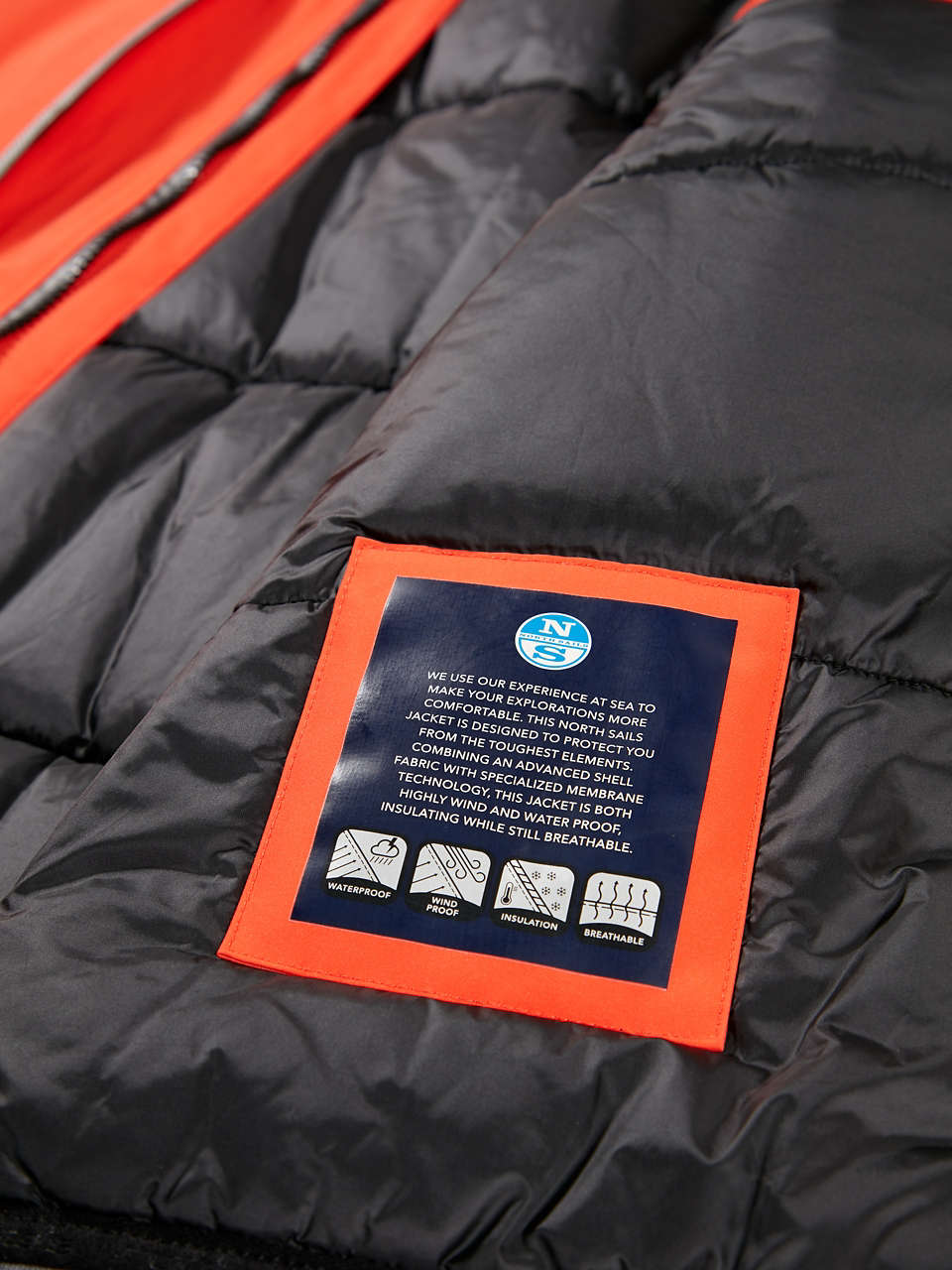 NSX Pro Ostar Jacket