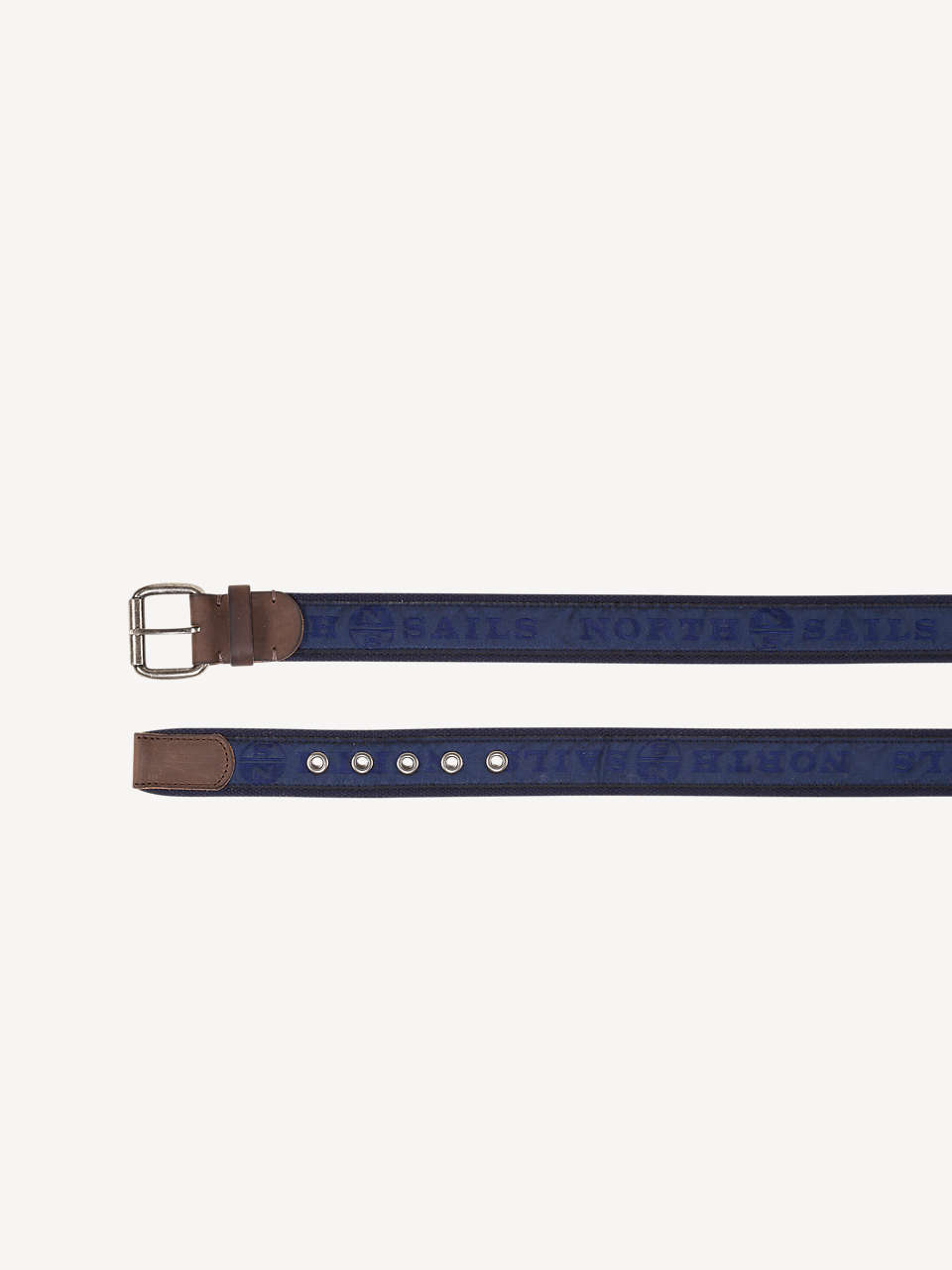 Cotton Leather Belt