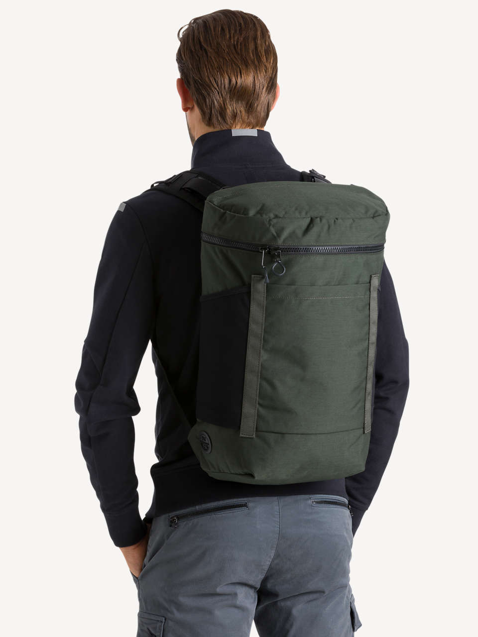 Zip Access Backpack