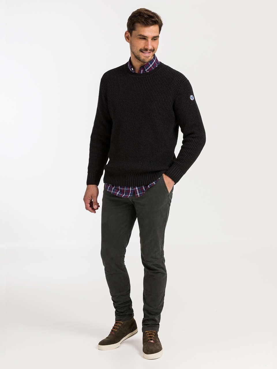 Chino Trousers Slim