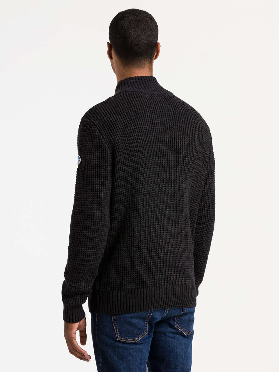 Full Sweater with Buttons