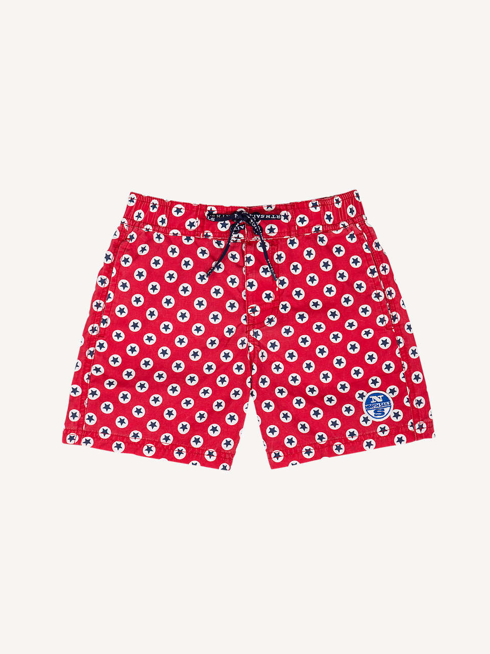 Allover Printed Lowell Short