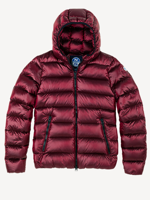 North Rip hooded
