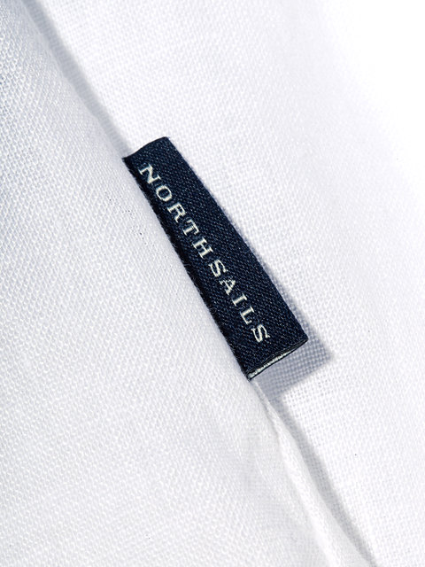 Longsleeve Linen V-Neck Shirt