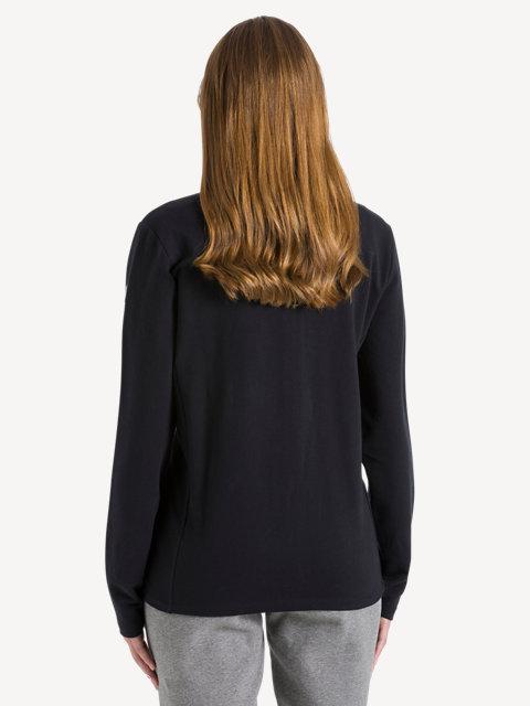 Long Sleeve Zip Sweater