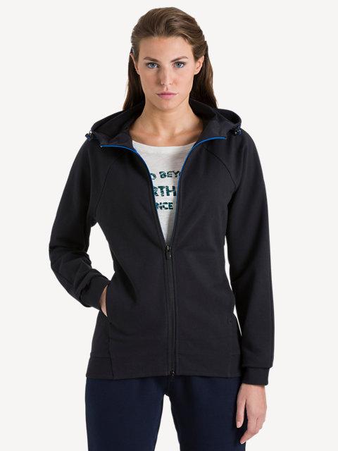 Long Sleeve Hooded Sweater