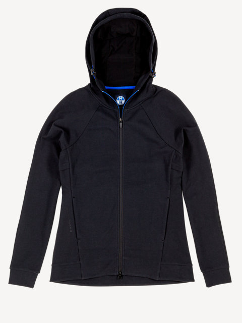 Long Sleeve Hooded Sweater