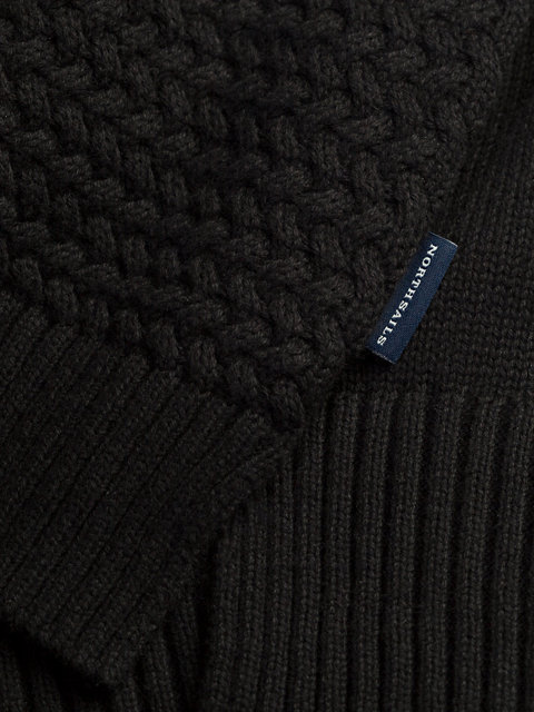 Oversized Turtleneck 7GG long sleeve