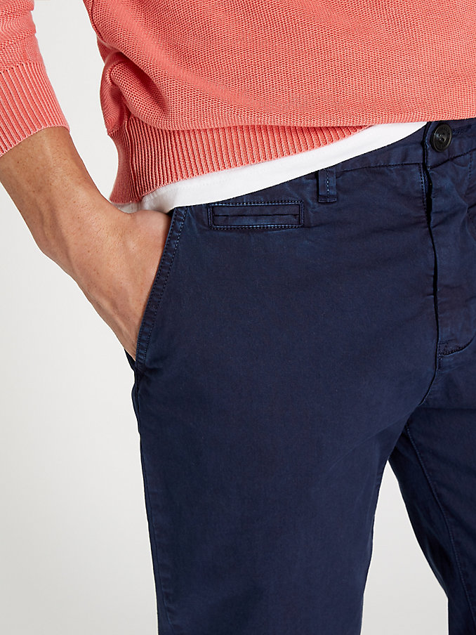 e4db05dda9a0 Comfortable linen pants. € 109. New North Chino Slim Stretch ...