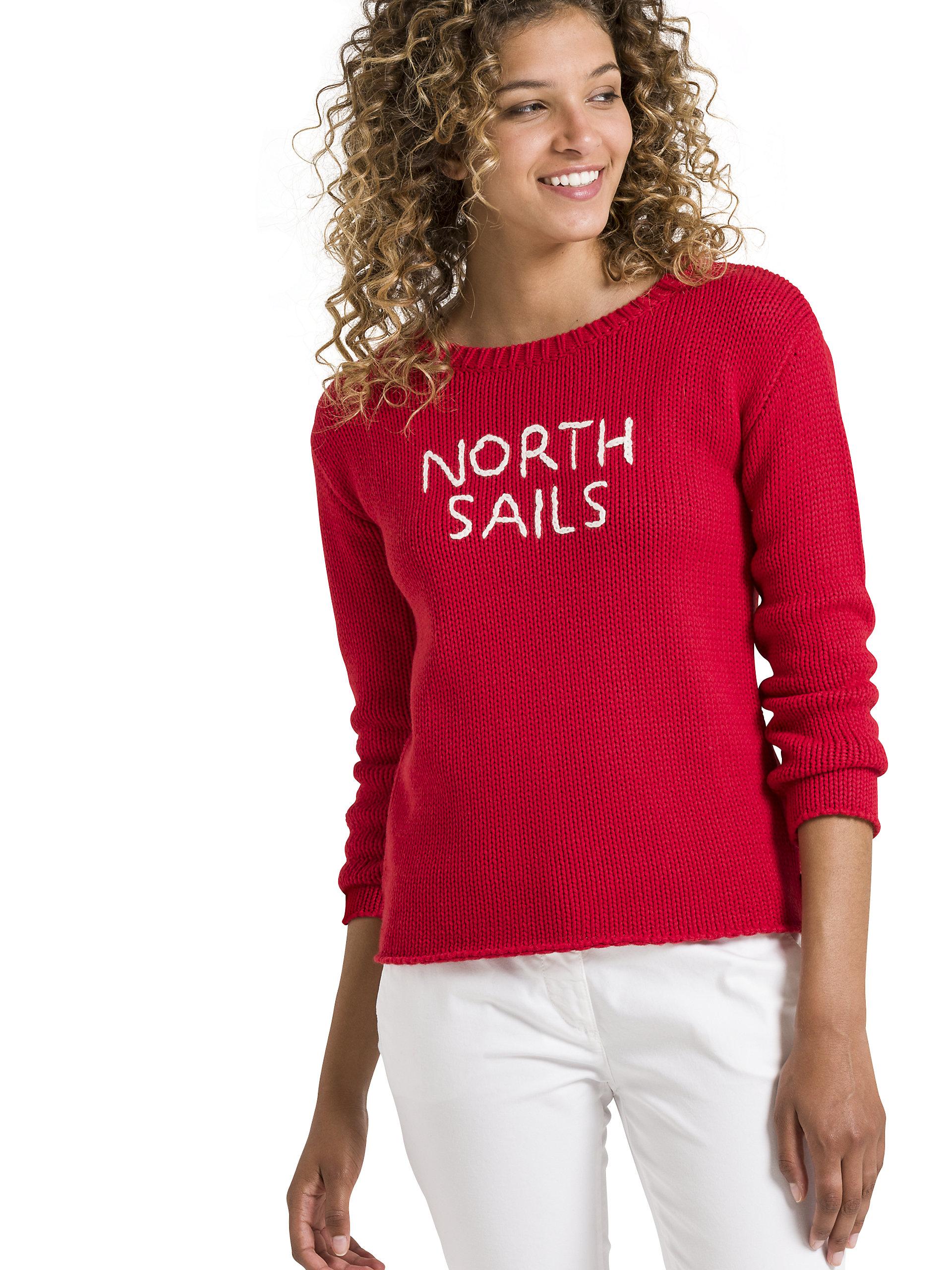 Laine M Femmes Manches En Longues Pull North Sails 6nYwfq0w7