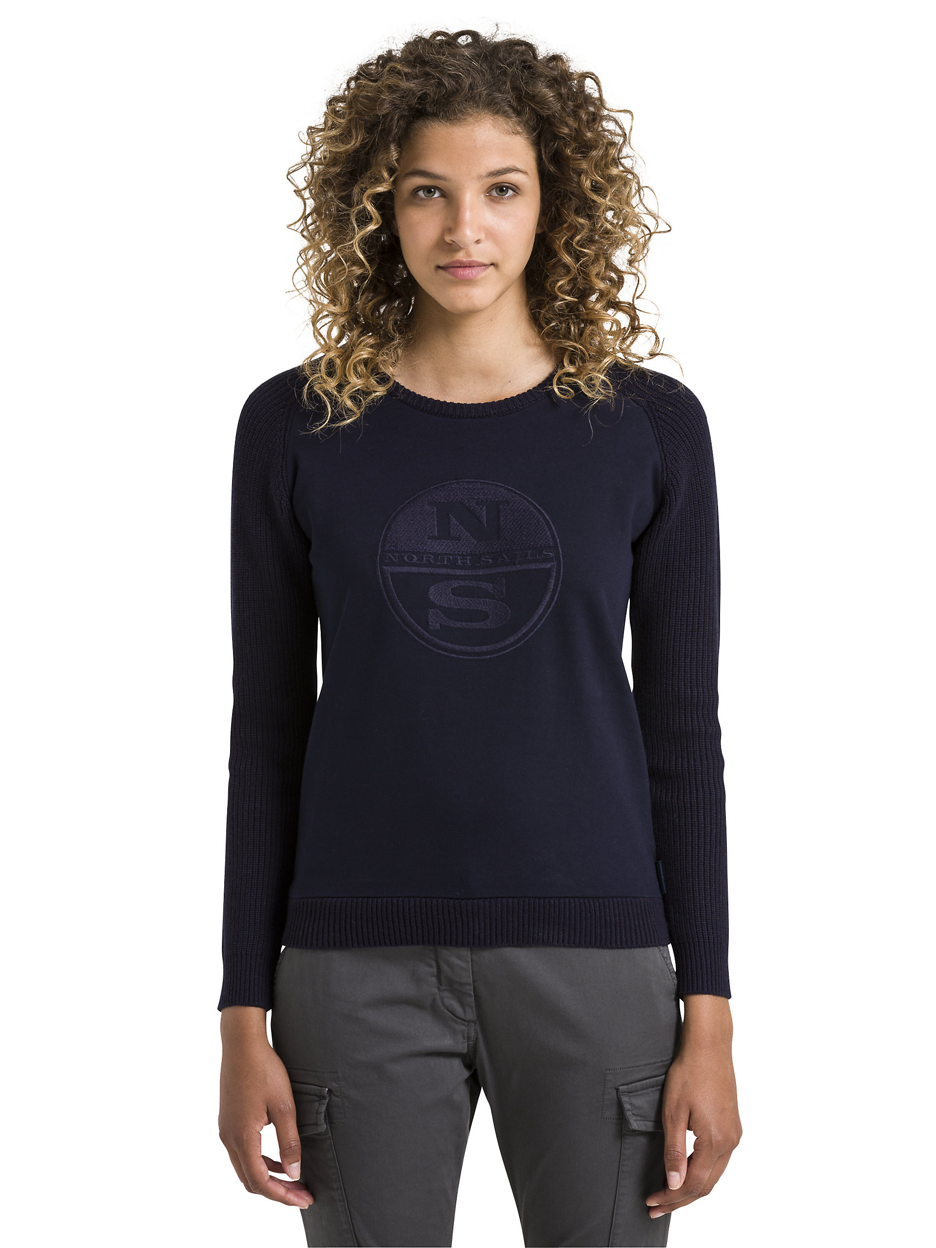 North Sails Modisch Langärmelige Langärmelige Langärmelige Pullover aus Wolle Mischung Damen    | Viele Sorten  | Abgabepreis  | Genial Und Praktisch  dcf0ea