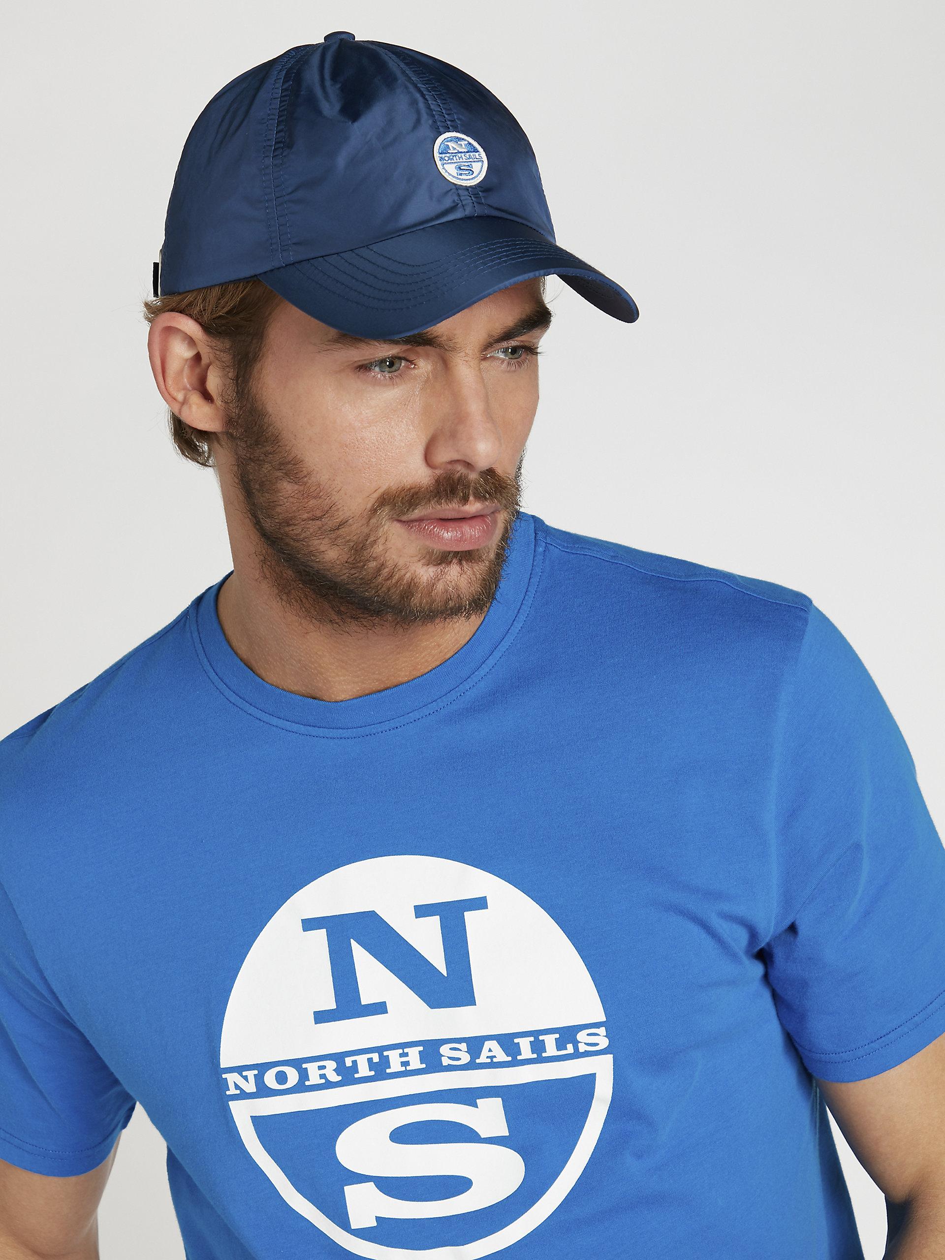 North-Sails-Unisex-Baseball-Cap-Supple-Made-of-Talan-Nylon-OS thumbnail 3