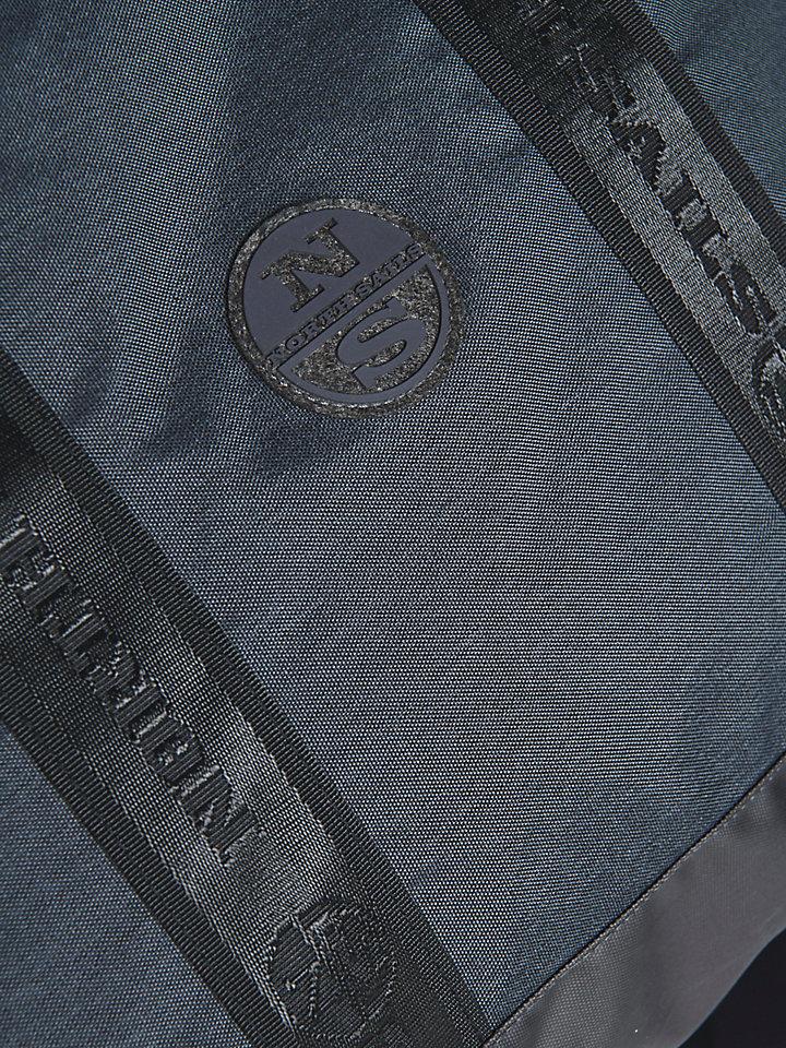 Zipped Tote Bag