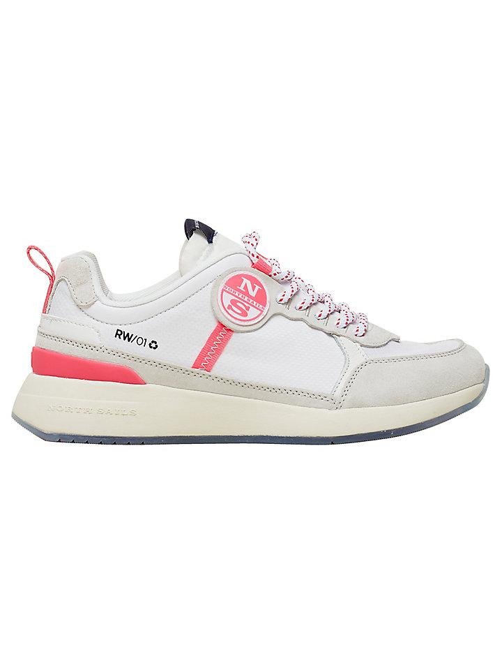 Sneaker In Nylon Riciclato