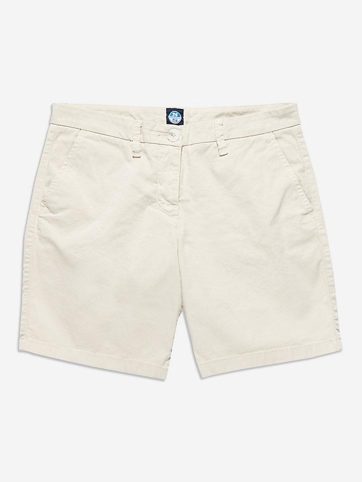 Chino Stretch Short