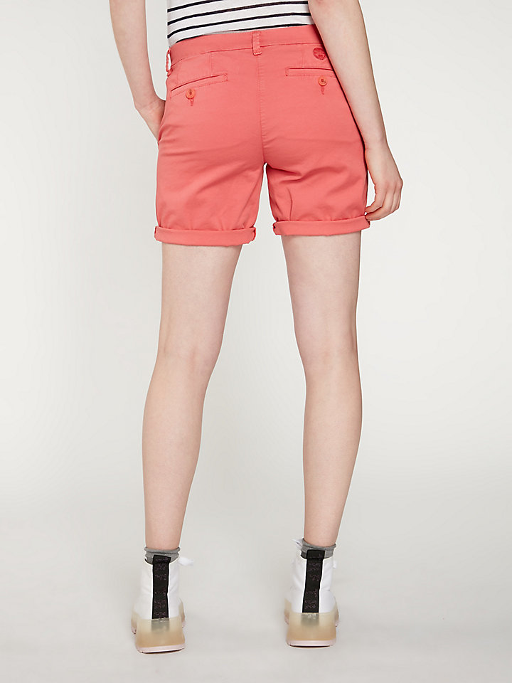 Chino Stretch Short