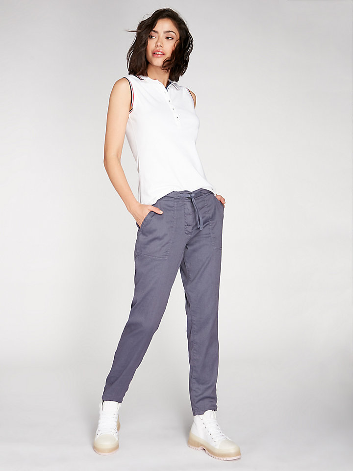 Chino Cotton Linen