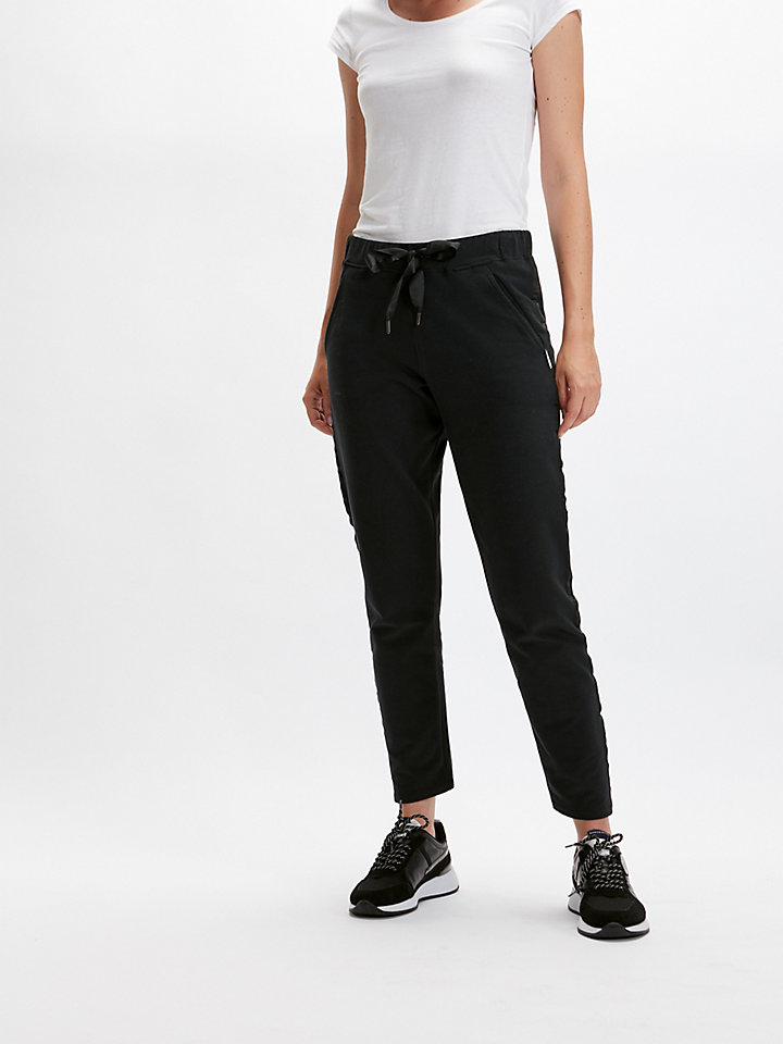 Pantaloni Jogging In Felpa