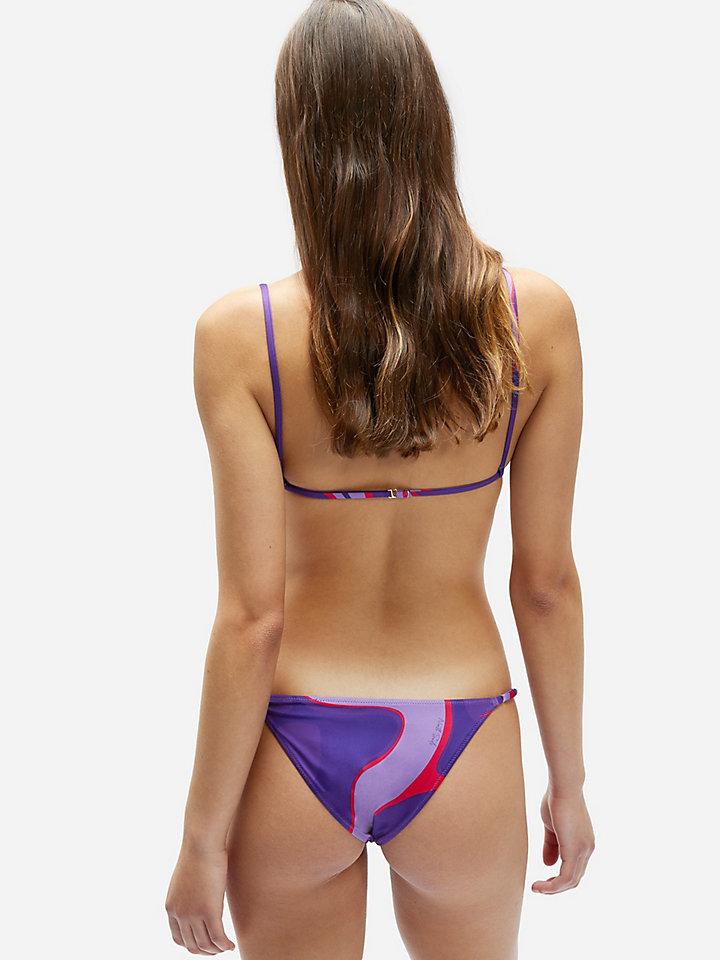 Zwembroek met verstelbare zijbandjes