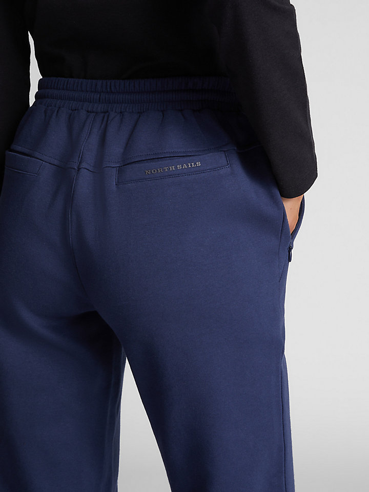 Recycled Interlock Trousers