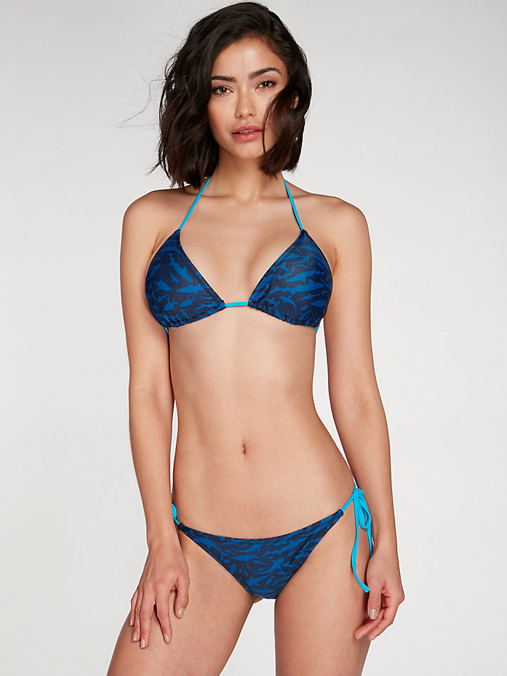 Allover Bikini Recycled