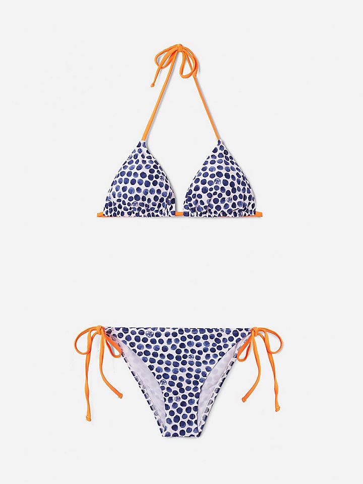 Printed Bikini